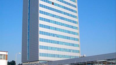 Shiran Tower, rekonstrukce kanceláří