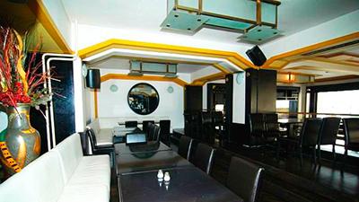 Restaurace DINITZ, kompletní rekonstrukce.