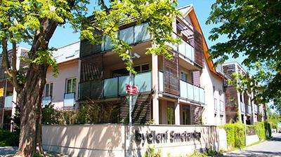 Bydlení Smetanka, rekonstrukce 11x bytů