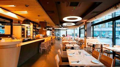 Restaurace POLPO by KOGO Přidružená stavební výroba, 2014